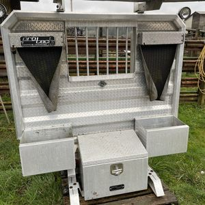 Pro Tech Semi Headache Rack for Sale in Tenino, WA