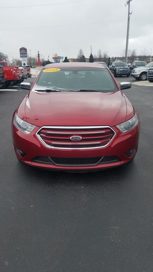 2014 Ford Taurus Limited for Sale in Dundee, MI