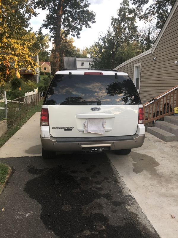 2004 Ford Expedition 2wd