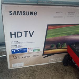 Samsung 32 Inch HD Tv for Sale in San Diego, CA