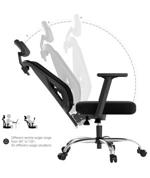 Brand New Ergonomic Gaming Chair Computer Recline Headrest for Sale in Los Angeles, CA
