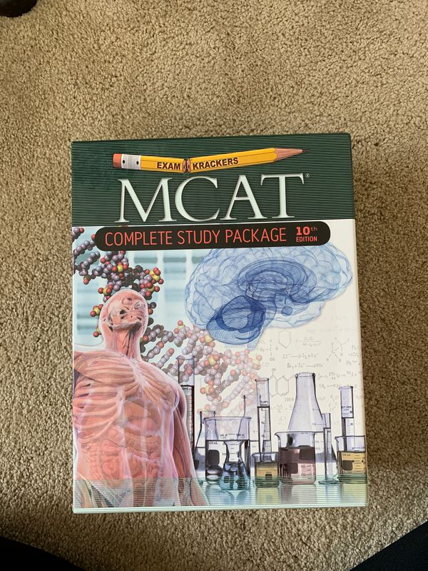 Exam Krackers MCAT Complete Study Package 10th Edition