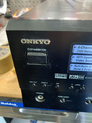 Onkyo audio video receiver for Sale in Naples, FL