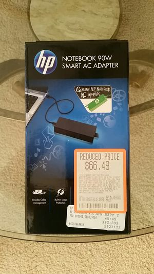 HP Notebook 90W AC Adapter (read description!) for Sale in New River, AZ