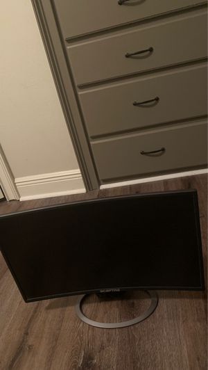 Spectre Curved Gaming Monitor for Sale in SANTA RSA BCH, FL