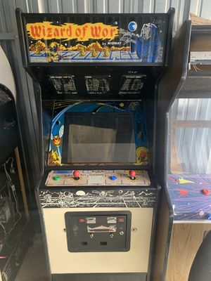Wizard of Wor Arcade Game for Sale in Hudson, OH