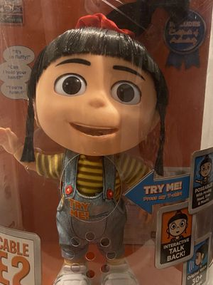 Agnes collectible never been open needs batteries for Sale in Santa Maria, CA