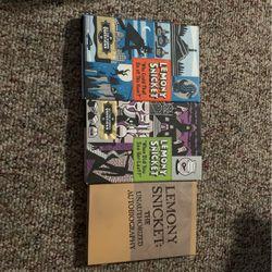 Lemony Snicket Books for Sale in Orem,  UT