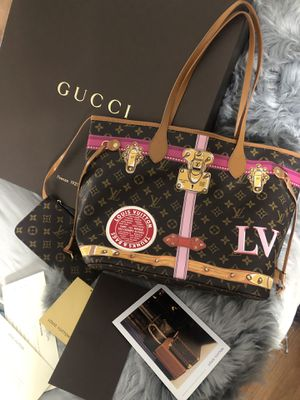 LOUIS VUITTON NEVERFULL MM for Sale in Baldwin Park, CA