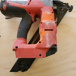 Milwaukee M18 Fuel Framing Nailer for Sale in Tampa, FL