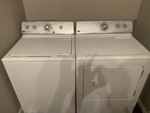 Maytag Centennial Washer and Dryer for Sale in Wichita, KS