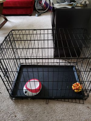Medium size dog crate/cage for Sale in FAIRMOUNT HGT, MD