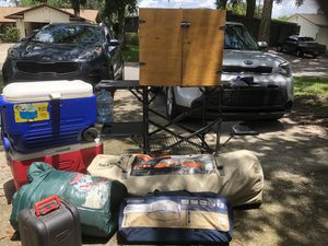 Camping supplies for Sale in Maitland, FL