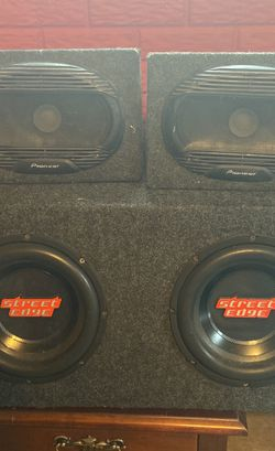 Subs with Car Stereo for Sale in Jacksonville,  IL