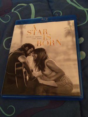 A star is Born- Blu Ray Disc $15 for Sale in Miami, FL