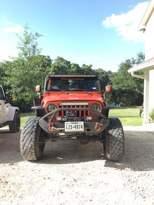 Jeep Wrangler tj for Sale in Boerne, TX