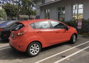 2013 Ford Fiesta SE for Sale in Los Angeles, CA