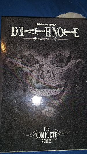 Deathnote Full Series for Sale in Woonsocket, RI