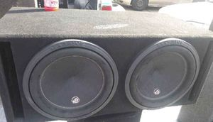 Massive audio 12s for Sale in Sanger, CA