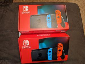 Nintendo Switch version 2 for Sale in Lutz, FL