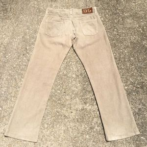 DOLCE & GABBANA CORDUROY PANTS for Sale in Raleigh, NC