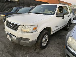 Ford Explorer for Sale in Los Angeles, CA
