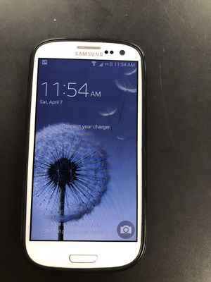 Samsung Galaxy S3 Cell phone AT&T clean esn for Sale in Baltimore, MD