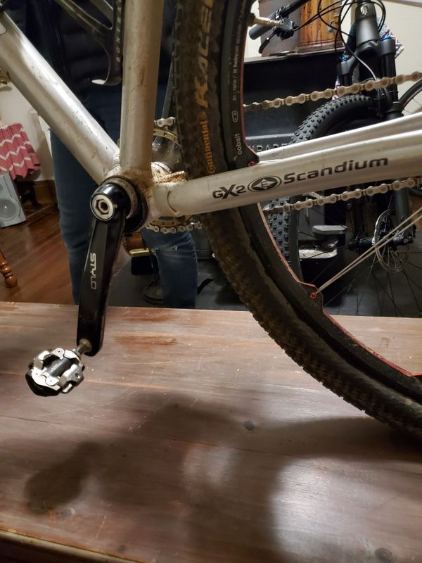 Niner mountain bike industry 9 wheels