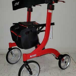 Drive Euro Red Rollator Walker for Sale in Lincolnwood, IL