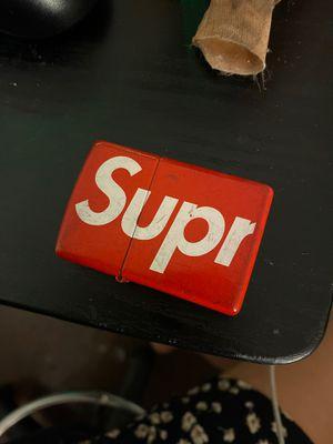 Supreme zippo lighter for Sale in Orlando, FL