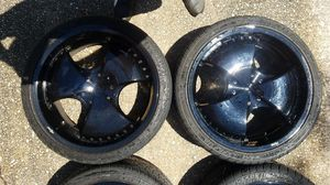 "20"" wheels/rims for Sale in Laurel, MD"