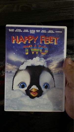Happy feet 2 dvd for Sale in Lakewood, CA