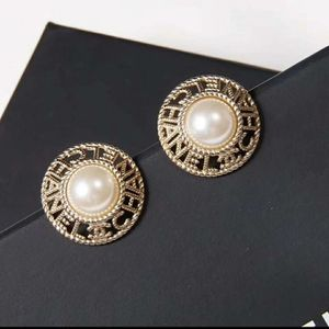 Authentic Chanel Vintage Pearl Earring for Sale in Cambridge, MA
