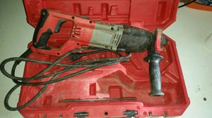 Milwaukee hammer drill for parts for Sale in Campbell, CA