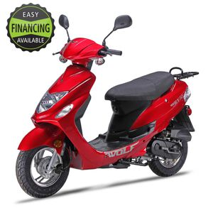 2021 WOLF SCOOTER RX-50 for Sale in Manassas, VA