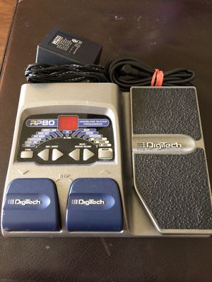 DigiTech RP 80 for Sale in Abilene, TX