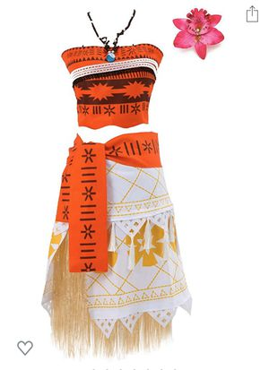 Moana costume for Sale in Benbrook, TX