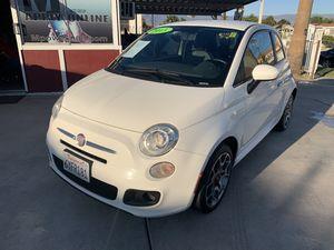 2012 fiat 500 for Sale in Colton, CA