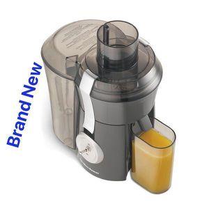 Big Mouth Pro Juice Kitchen Extractor de jugo Hamilton Beach 67650 for Sale in Miami, FL
