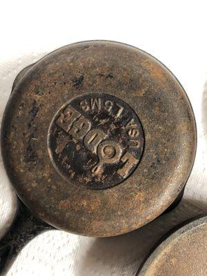 Lodge cast iron pans/ soufflé for Sale in Denver, CO