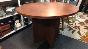 solid wood kitchen table for Sale in Farmington Hills, MI