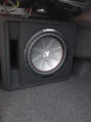 subwoofer for Sale in Columbia Station, OH