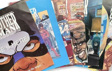 LOT RARE 1993 BROTHERMAN DICTATOR OF DISCIPLINE #1-#3 (Signed By Dave Sims),#4,#6,#7,#8 COMICS BIG CITY COMICS for Sale in Longwood,  FL
