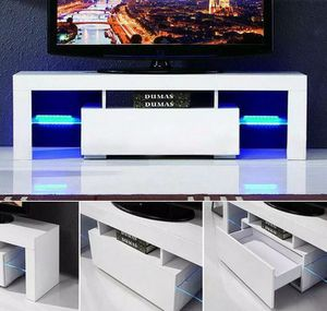 """New tv stand in box/ entertainment center 53"""" for Sale in Fort Lauderdale, FL"""