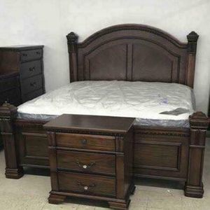 King bedroom set for Sale in Greensboro, NC