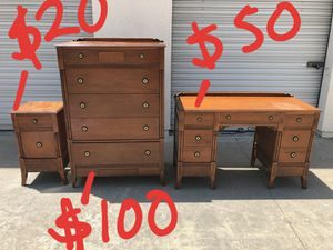 Antique furniture for Sale in Fountain Valley, CA