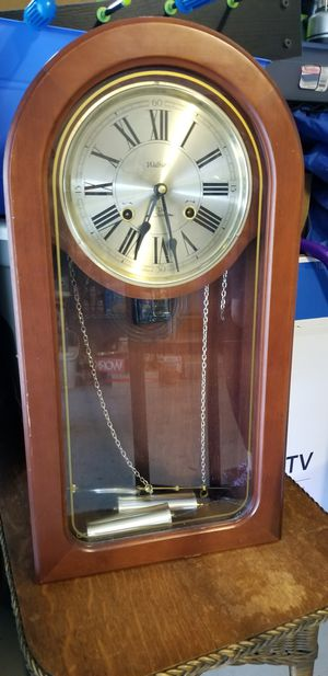 Antique Waltham Stamford 31-Day Chime Clock for Sale in Portland, OR