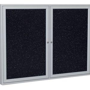 """Ghent 3"""" x 4"""" 2-Door indoor Rubber Bulletin Board for Sale in Henderson, NV"""
