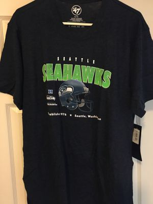 Seahawks shirt(xlarge) for Sale in Manteca, CA