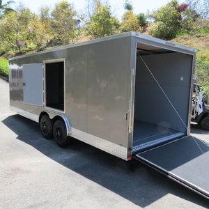 "2020 New Custom Car Hauler Special Ordered 8.5 X 24.5 W/81""Net Opening*Reduced* for Sale in Vista, CA"